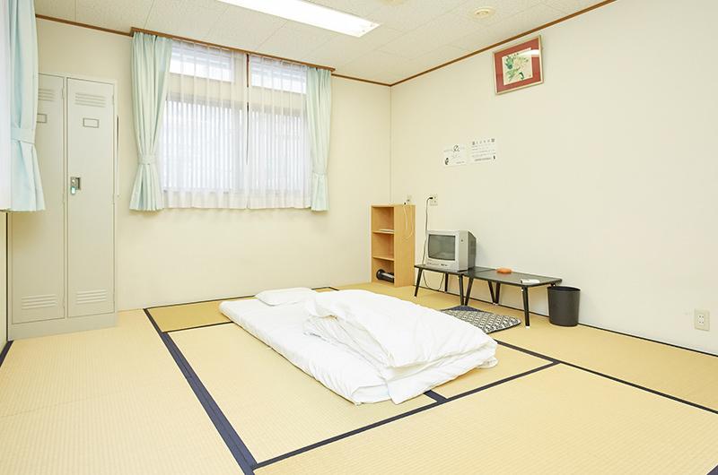古都・京都の風情溢れる町屋造りの入院設備